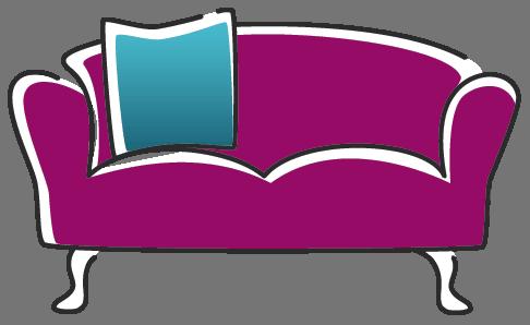 Logo welcome home staging münchen elke schlichtig